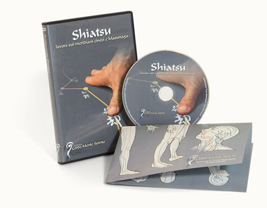 Videocorso di Shiatsu, lavoro sui meridiani energetici cinesi e Masunaga. DVD e Streaming Video.